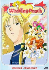 Wedding Peach: Volume 8 - Black Heart