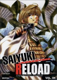 Saiyuki: Reload - Volume 1
