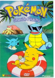 Pokemon 6 - Seaside Pikachu