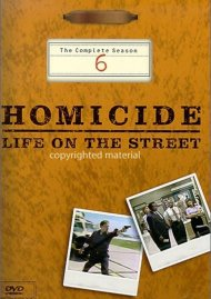 Homicide: Life On The Street - The Complete Season 6