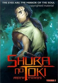 Shura No Toki: Age Of Chaos - Volume 2
