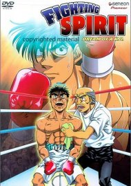 Fighting Spirit: Volume 4 - Dream Of A K.O.