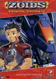 Zoids Chaotic Century:  United - Vol. 7
