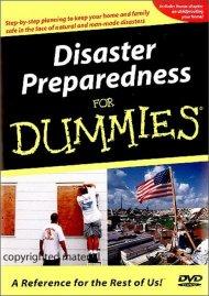 Disaster Preparedness For Dummies
