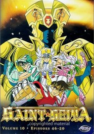 Saint Seiya: Volume 10