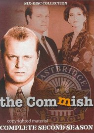 Commish, The: Complete Second Season