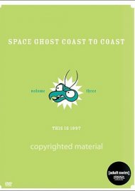 Space Ghost Coast To Coast: Volume 3