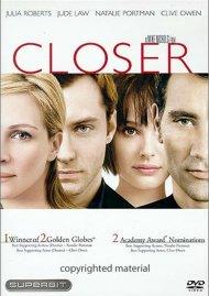 Closer (Superbit)