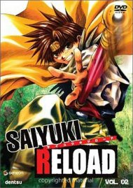 Saiyuki: Reload - Volume 2