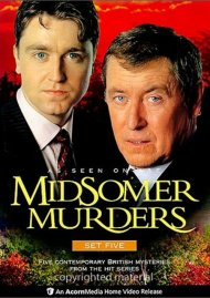 Midsomer Murders: Set 5