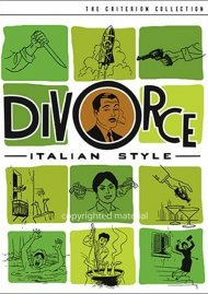 Divorce Italian Style: The Criterion Collection