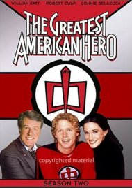 Greatest American Hero, The: Season Two