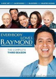 Everybody Loves Raymond: The Complete Third Season