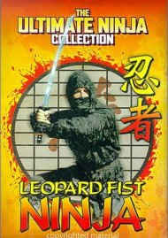Ultimate Ninja Collection: The Leopard Fist Ninja