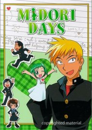 Midori Days: A Helping Hand - Volume 1 with Box