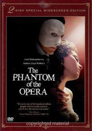 Phantom Of The Opera: 2 Disc Special Edition