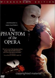 Phantom Of The Opera, The (Widescreen)