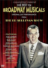 Best Of Broadway Musicals, The: The Ed Sullivan Show