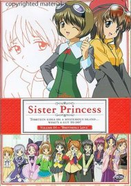 Sister Princess: Volume 4 - Brotherly Love