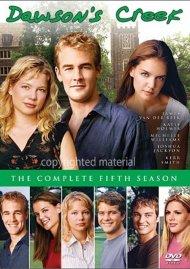 Dawsons Creek: The Complete Fifth Season