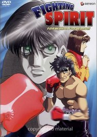 Fighting Spirit: Volume 5 - Forward! Forward!