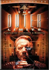 Outer Limits, The:  Fantastic Androids & Robots Collection