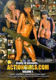 Actiongirls: Volume 1