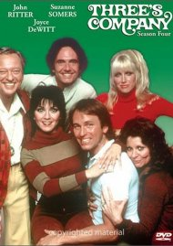 Threes Company: Season Four