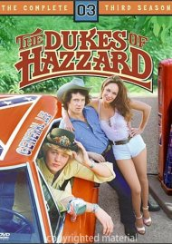 Dukes Of Hazzard: The Complete Third Season