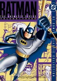 Batman: The Animated Series - Volume 3