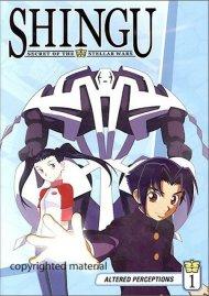 Shingu, Secret Of The Stellar Wars: Volume 1 - Altered Perceptions