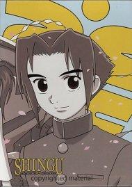 Shingu, Secret Of The Stellar Wars: Altered Perceptions - Volume 1 (with Art Box)