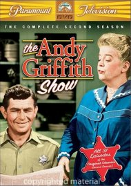 Andy Griffith Show, The: The Complete Second Season
