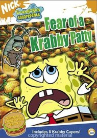 SpongeBob SquarePants: Fear Of A Krabby Patty