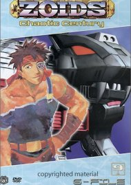 Zoids Chaotic Century:  G-File - Vol. 9