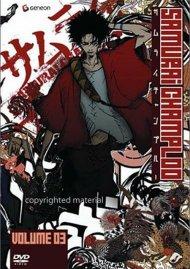Samurai Champloo: Volume 3