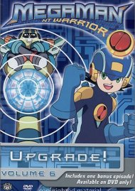 MegaMan NT Warrior: Volume 6 - Upgrade!