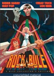 Rock & Rule: 2 Disc Collectors Edition