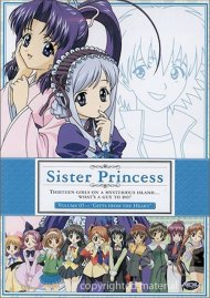 Sister Princess: Volume 5 - Gifts From The Heart