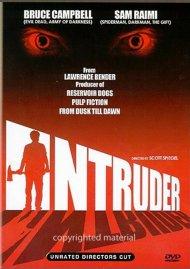Intruder: Unrated Directors Cut