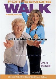 Leslie Sansone: For Seniors Walk