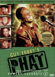 Guy Torrys Phat Comedy Tuesdays - Volume 3