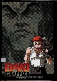 Baki The Grappler: Round 1 - Warrior Reborn (With Artbox)