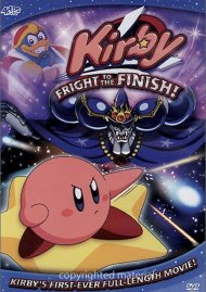 Kirby: Fight to The Finish - The Movie