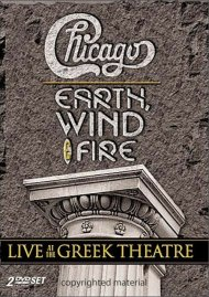 Chicago / Earth, Wind & Fire:  Live At The Greek Theatre