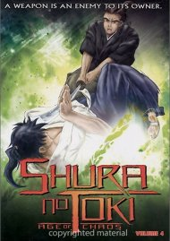 Shura No Toki: Age Of Chaos - Volume 4