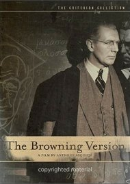 Browning Version, The: The Criterion Collection