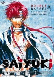 Saiyuki: Double Barrel Collection 3