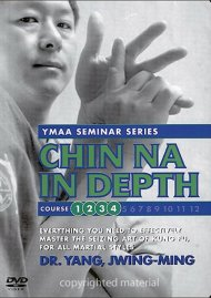 Chin Na In Depth: Courses 1 - 4