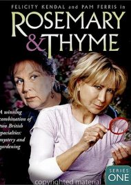 Rosemary & Thyme: Series One